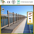 2015 best selling non-toxic environmentally-friendly wpc deck