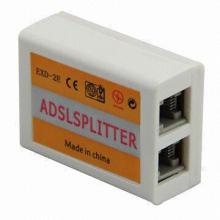 RJ11 / RJ45 ADSL Splitter (ST-ADSL-2) с высоким качеством