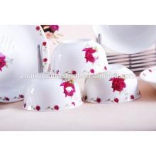 Buen chino nuevo tazón de china de hueso