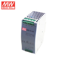 Popular product 75W 48V Industrial DIN Rail Power Supply Single Output 48VDC DR-75-48 with UL cUL CB CE certificates
