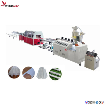 PC LED light pipe making machine