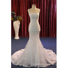 Mermaid Beading Sexy Fashion Dress Bridal Wedding Gown Dress for Wedding