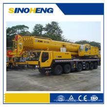 China Manufacture Price XCMG 100 Ton Truck Crane Qy100k-I