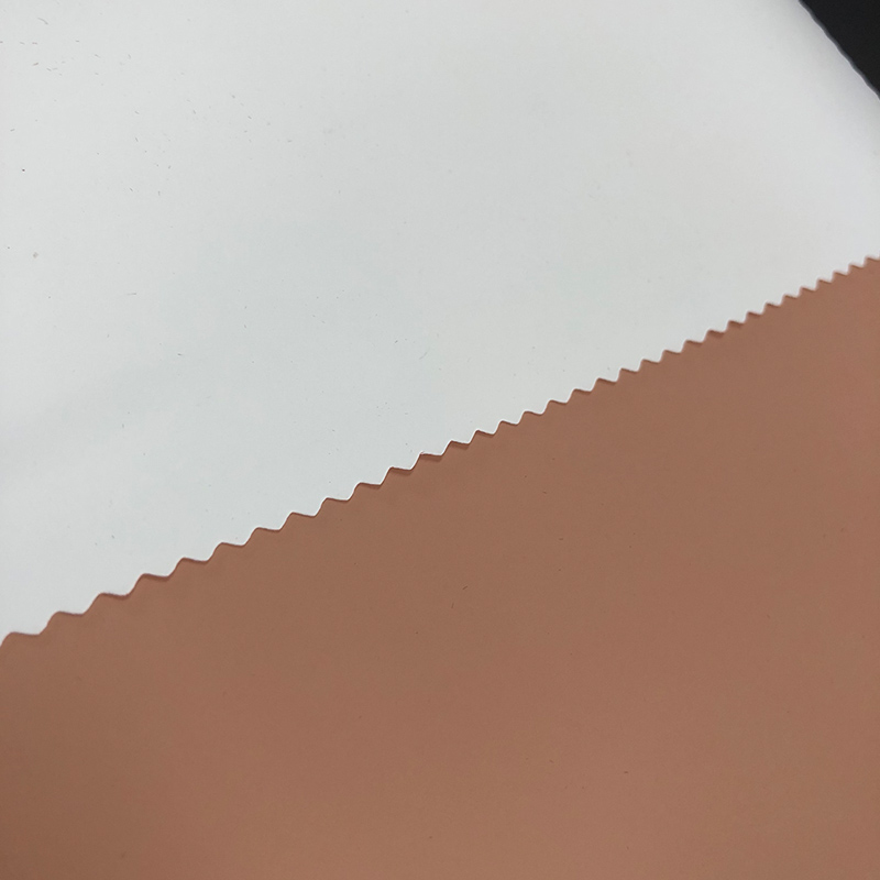Pu Leather for Cosmetic Puff