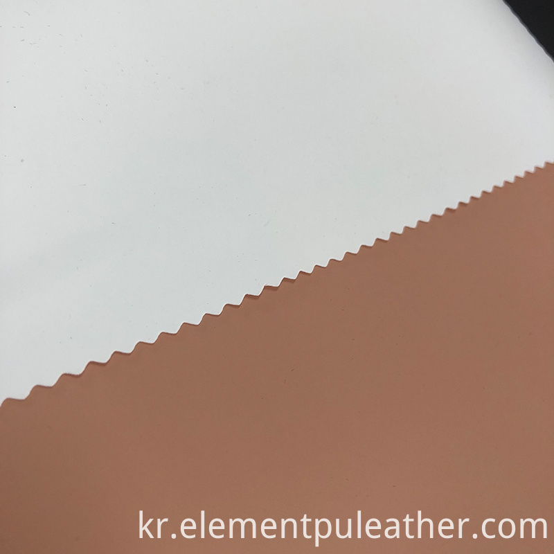 Pu Leather for Makeup Powder Puff