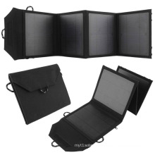Cheap solar power charger 20watts portable cell phone solar panel charger