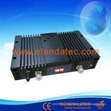 23dBm 75dB Tetra amplificador de señal de teléfono móvil Booster