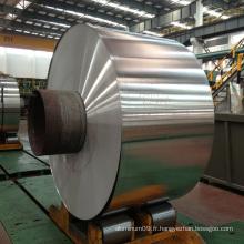 Types variés Bobine de toit en aluminium en provenance de Chine Fabricant