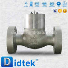 High Quality Medium Pressure silencer dual check valve ansi