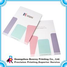 China populärer bunter Druck a4 Größen-Papierordnergroßverkauf