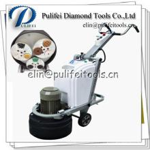Amoladora de piso de la máquina de pulir del mármol de la amoladora del piso de la mano