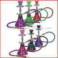 Hot selling wholesale shisha hookah / nargile /hubbly bubbly with 1/2 hose with high quality
