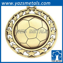 Custom made gold medal for kids and students