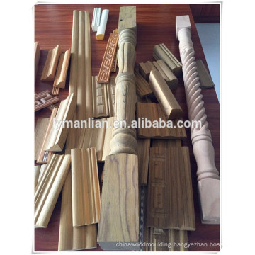 engineered wood moulding/teak furniture parts