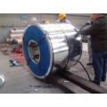 Bobine d'acier pré-peinte Gi Steel / PPGI / PPGL Plaqué encastrable en métal ondulé en métal ondulé galvanisé en bobine