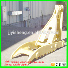 PC40 PC60 PC70 PC75 SK60 SK70 SK75 SK100 Excavator hydraulic / mechanical thumb