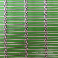 Metal Decorative Wire Mesh/Stainless Steel Decorative Curtain Mesh