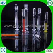 Disposable Glass Prefilled Syringe