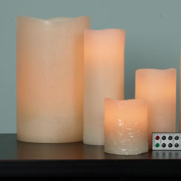 Dimmable LED candle mood lghting