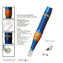 La plus récente machine de thérapie Nano Microneedle / Microneedle Stamp Machine Pen (ZX13-26)