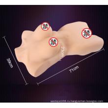 Высокое качество реалистичные куклы вагины секс для мужчин Injo-Dm016