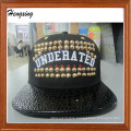 New Style Snapback Caps and Hats with Rivet