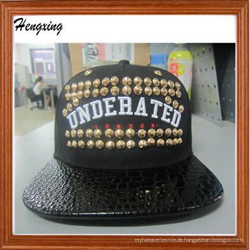 New Style Snapback Caps und Hüte mit Nieten