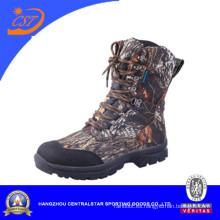 Zapatos de trekking de invierno fuertes para cazadores Botas de camuflaje Ab-04