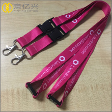 Firmenname branded billige Casino-Handy Lanyards