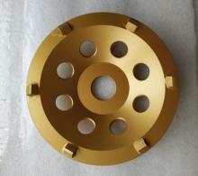 5 inch PCD 1/4 bánh xe Cup đối diện sắc nét