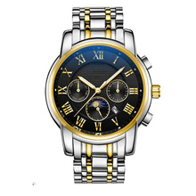 2017 top selling packaging mechanical watch