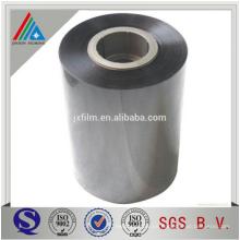 Película metalizada de aluminio de la alta calidad de Sellable Sellable del calor de CPP para el empaquetado y la laminación