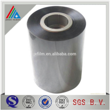 High quality Heat Sealable Aluminum Metallized CPP film For Packaging & Lamination