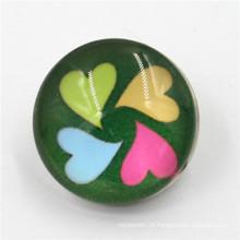 Botão de Snap do botão do metal conservado em estoque da alta qualidade do projeto do logotipo da venda quente
