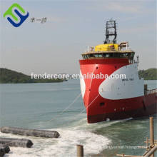 Good Service Marine Salvage Airbags For Floating Ship and Ship Launching