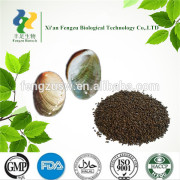 ISO Certificate factory supply 100% Natural Abalone shell Concha Haliotidis & calcium carbonate, Choline