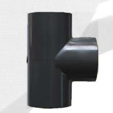 Camiseta ASTM Sch80 Upvc color gris oscuro