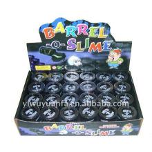 Brinquedo engraçado Slime Toy Barrel O