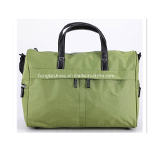 Green Canvas Handbags Leisure Travelling Bags