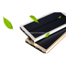 Ultra-thin solar mobile power supply 20000 mA