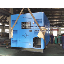 400kw silent diesel generator supplier with high quality