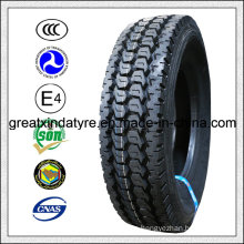 ECE DOT Certificated Radial Truck Tire 11r24.5