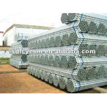 canalização de aço galvanizado
