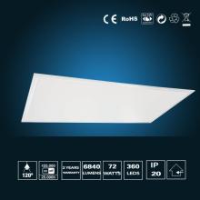 Luz de painel de LED de 72W 595 * 1195mm