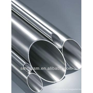 tubos de acero de soldadura cromados