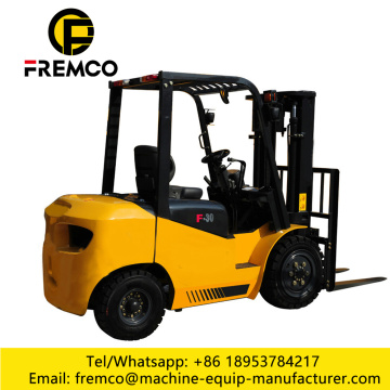 Used Electric Battery Forklift Trucks