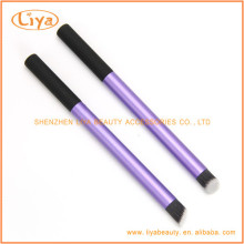 Beauty Makeup Tool Purple Angled Contour Brush
