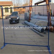 Canada Welded Temporary Fence Panel/Construction Hoarding Fence