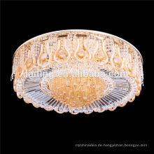 2014 neueste LED Kristall Deckenleuchte mit Fernbedienung 58505