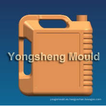 Molde de extrusión de botella de gasolina (YS23)